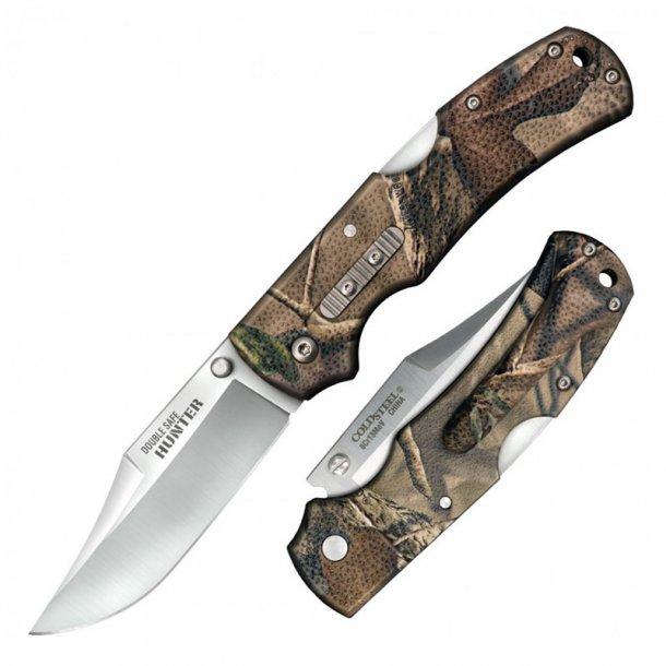 Cold Steel - Double Safe Hunter Camo Foldekniv
