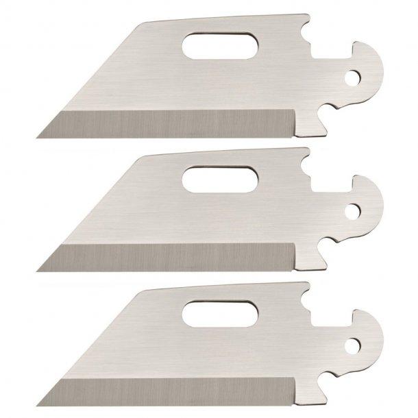 Cold Steel - Click'n'Cut 3-Pak Knivblade (Utility)