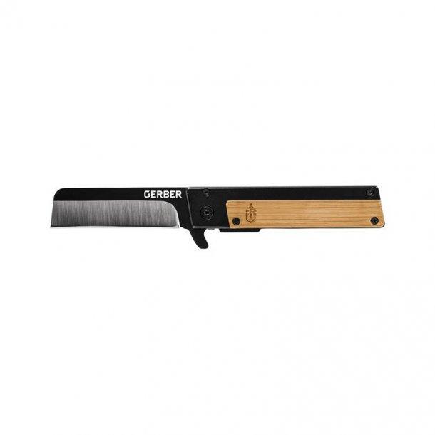 Gerber - Quadrant Bamboo Foldekniv