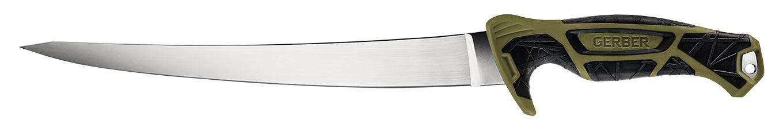 """Billede af Gerber - Controller Fileteringskniv med Strygestål 10"""""""