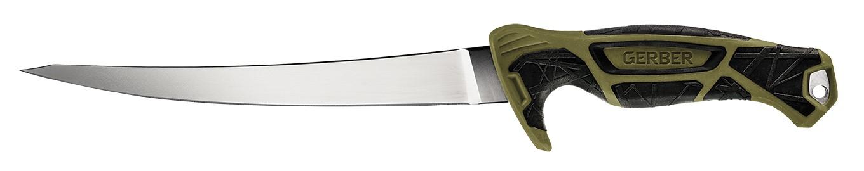 """Billede af Gerber - Controller Fileteringskniv med Strygestål 8"""""""