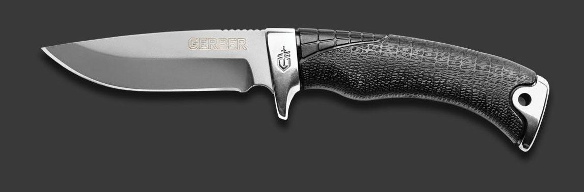 Gerber - Gator Premium Fixed Drop Point Kniv