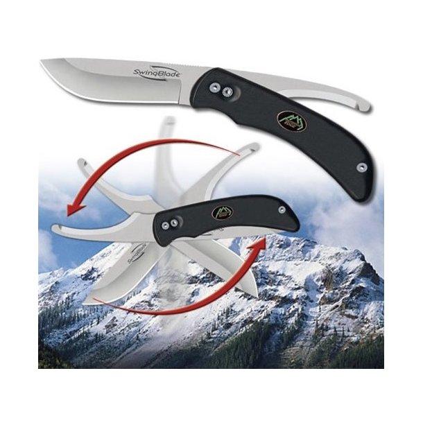 Outdoor Edge - Swingblade jagtkniv