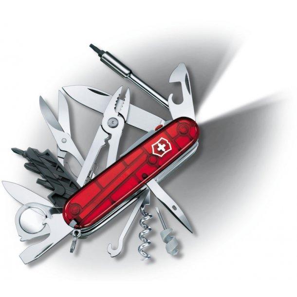 Victorinox - Cyber Tool Lite Rød 91 mm
