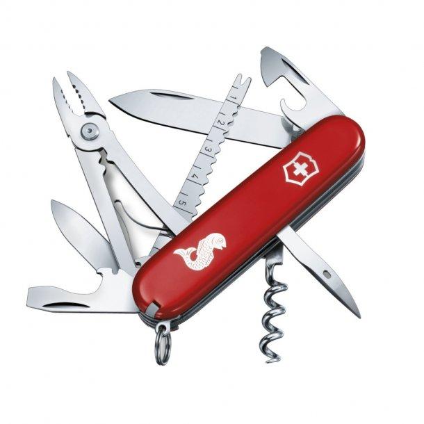 Victorinox - Angler Red Schweizerkniv