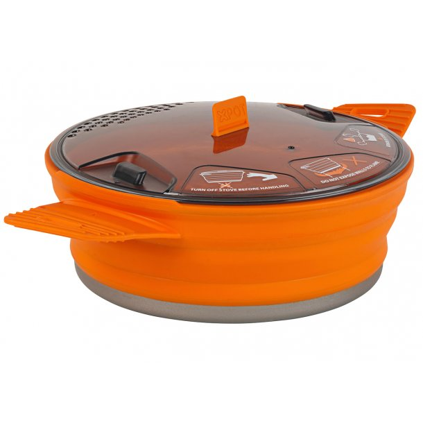 Sea To Summi - X-Pot Foldbar Gryde 1.4L