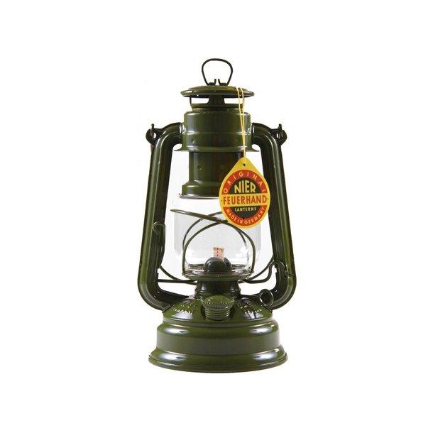 Feuerhand - Original Petroleumslampe no. 276 Lakeret, Army