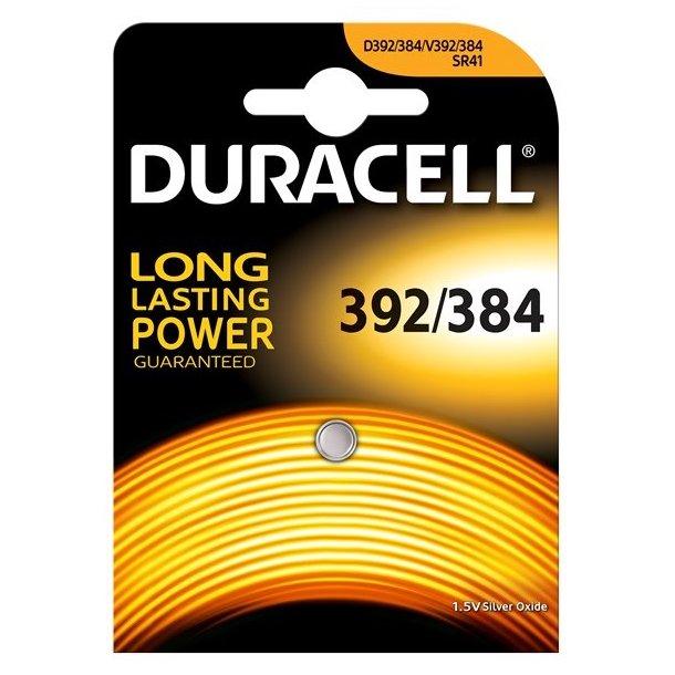 Duracell - 392 batteri (LR41)