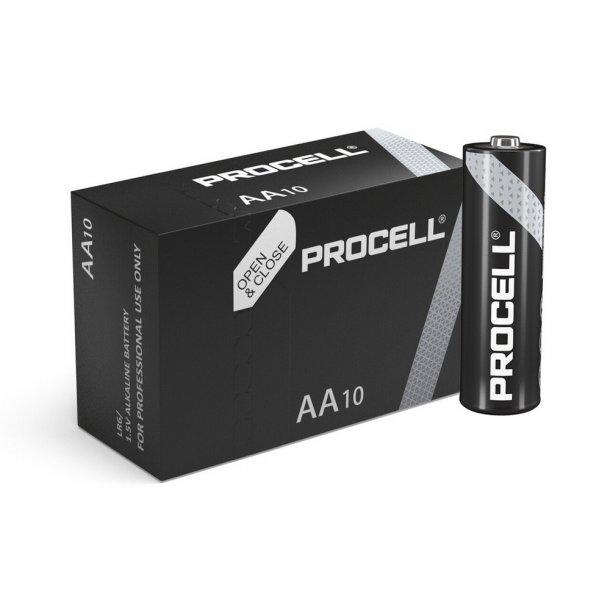 Duracell - Procell LR6 Industri AA (10-pak)