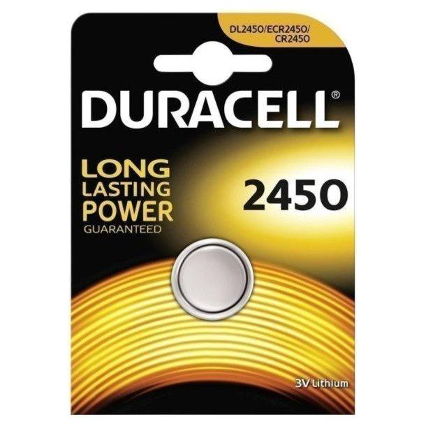 Duracell - CR2450 3V Lithium Batteri