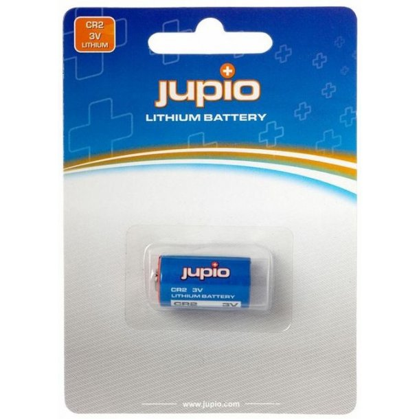 Jupio - CR2 Lithium Batteri