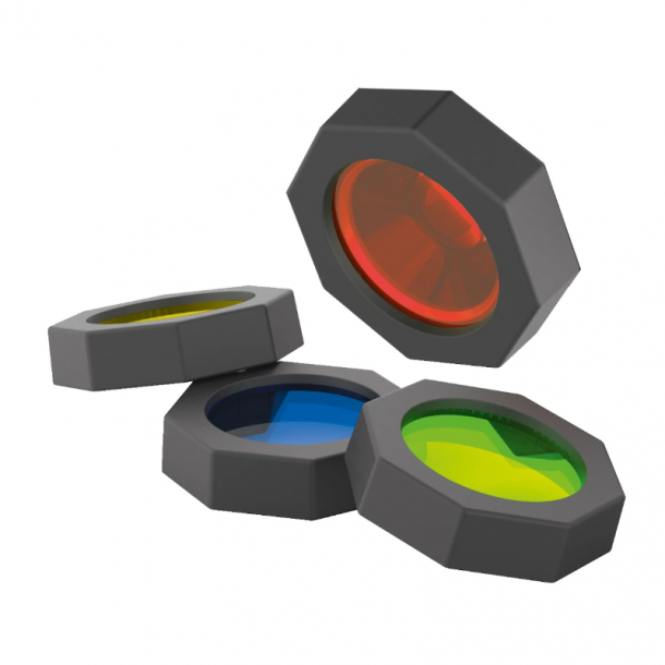 LED Lenser - Colour Filter Set 37mm
