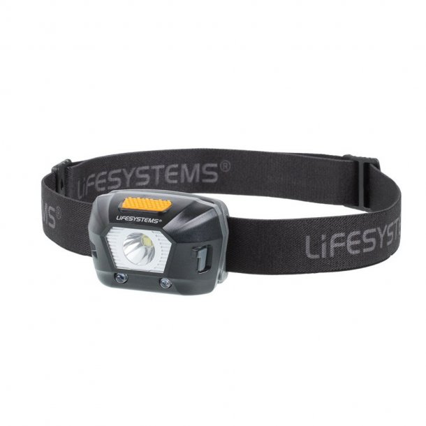 Lifesystems - Intensity 235 Pandelampe (Genopladelig)