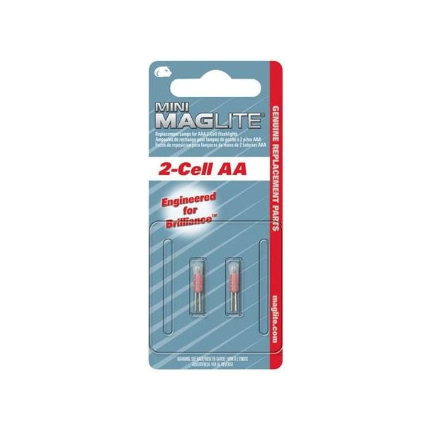 Maglite - Pære til Mini & Mikro Maglite