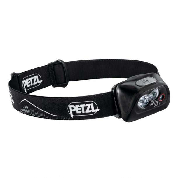 Petzl - Actik Core Pandelampe (450 lumens)