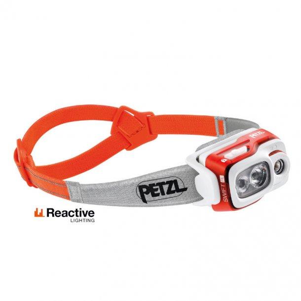 Petzl - Swift RL Pandelampe 900 Lumens