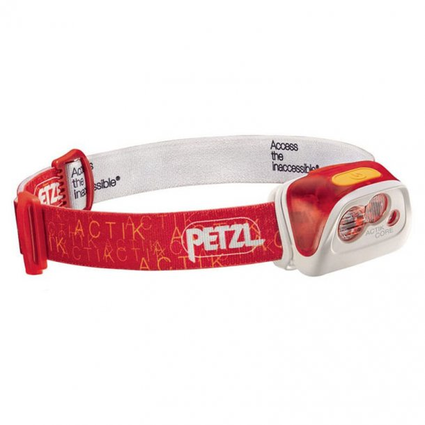 Petzl - Actik Core Pandelampe (Hybrid Concept)