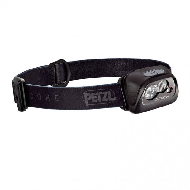 Petzl - Tactikka Core Pandelampe (Hybrid Concept)