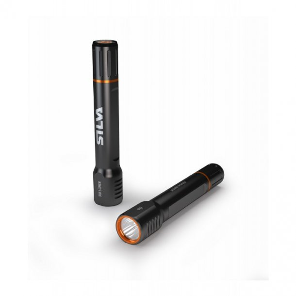 Silva - Flashlight Spotter Lommelygte (300 lumen)