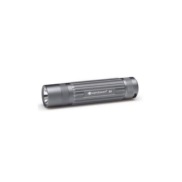 Suprabeam - Q3 Lommelygte (380 lumens)
