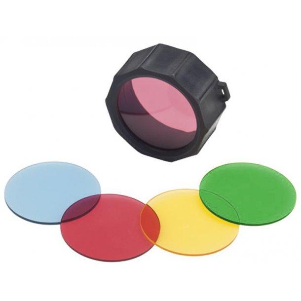 Suprabeam - Q2/Q3/V3 Farvefilter