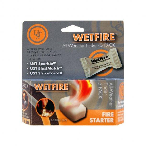 UST - Wetfire Tinder (5-pak)
