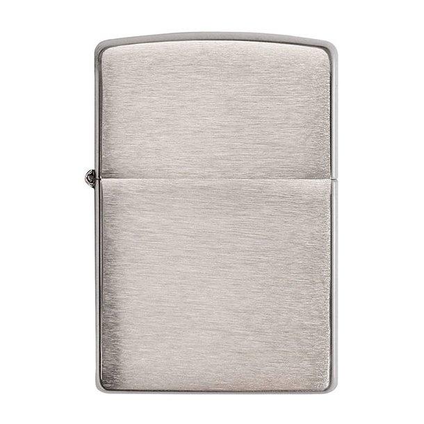 Zippo - Brushed Chrome Lighter