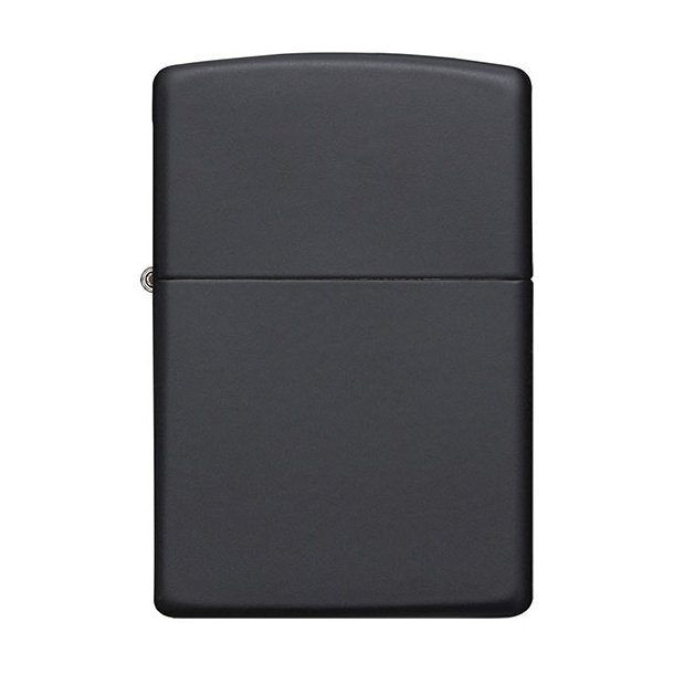 Zippo - Black Matte Lighter