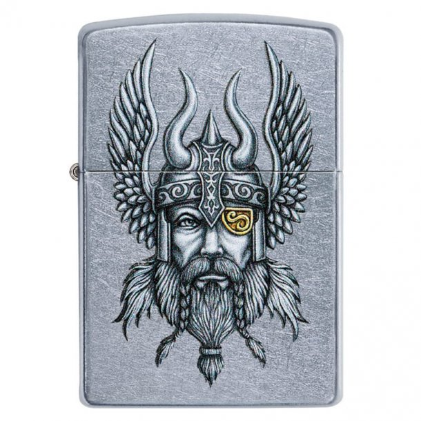 Zippo - Viking Warrior Lighter
