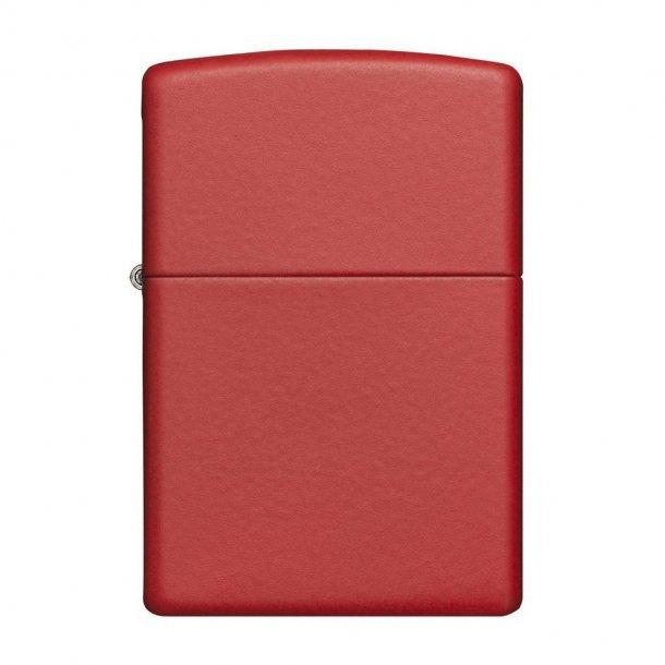 Zippo - Red Matte Lighter