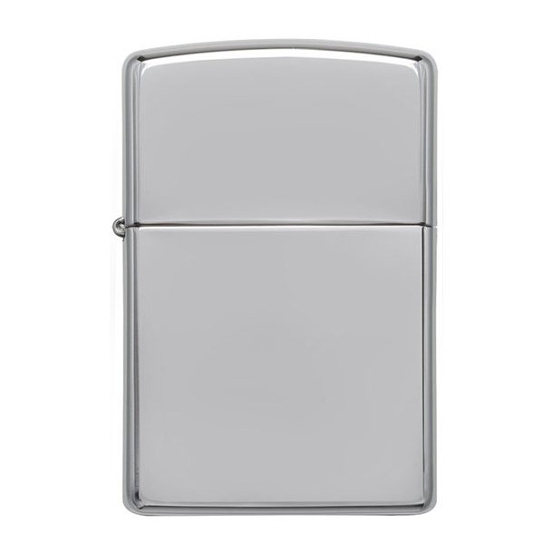 Zippo - High Polish Chrome Lighter