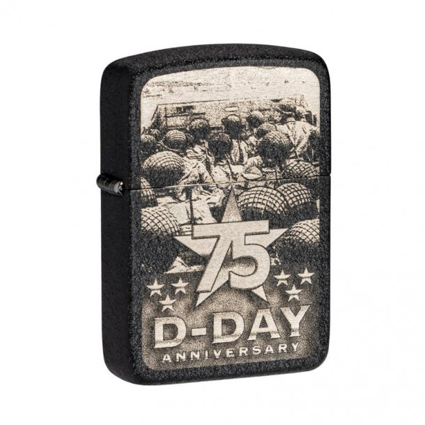 Zippo - D-Day 75th Anniversary Limited Edition Lighter
