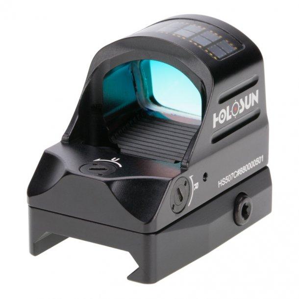 Holosun - HS507C Rødpunktssigte