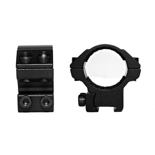 Hawke - Match Mounts 9-11mm 2-delt