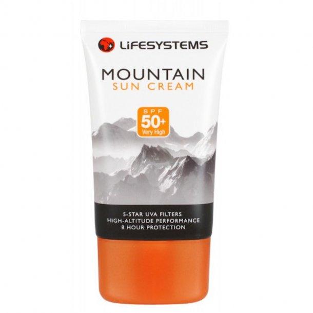 LifeSystems - Mountain SPF 50 Solcreme (100 ml)