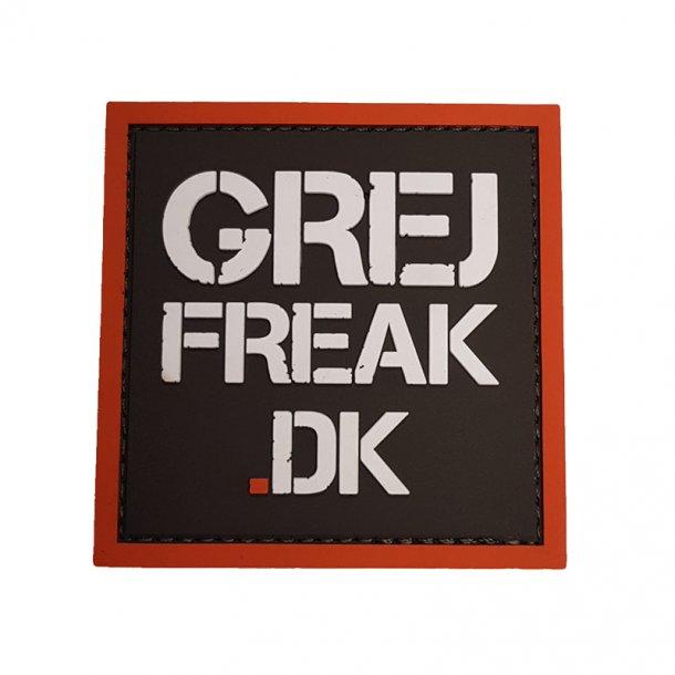 GrejFreak - GrejFreak.dk PVC Patch