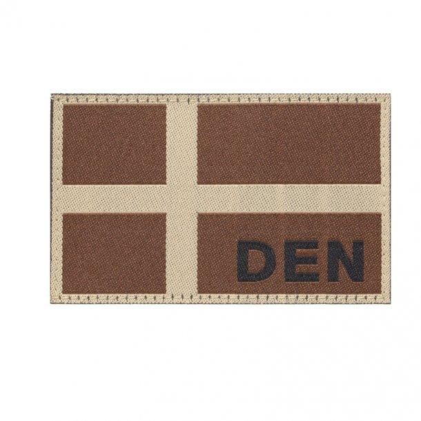 Claw Gear - Denmark Flag Patch