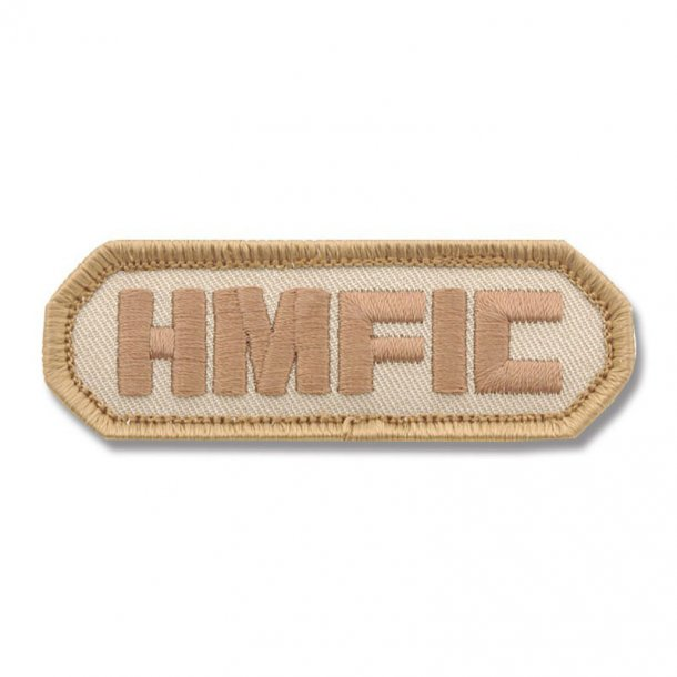 Mil-Spec Monkey - HMFIC Patch