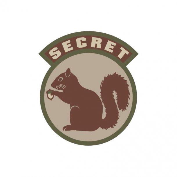 Mil-Spec Monkey - Secret Squirrel Patch