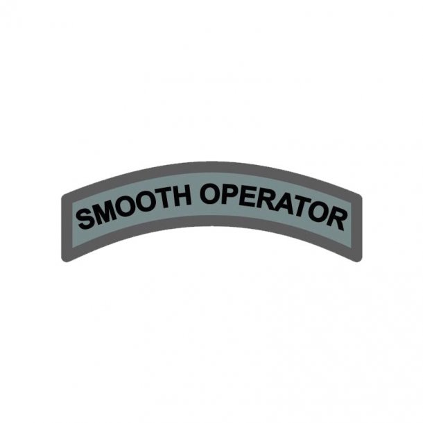 Mil-Spec Monkey - Smooth Operator Patch