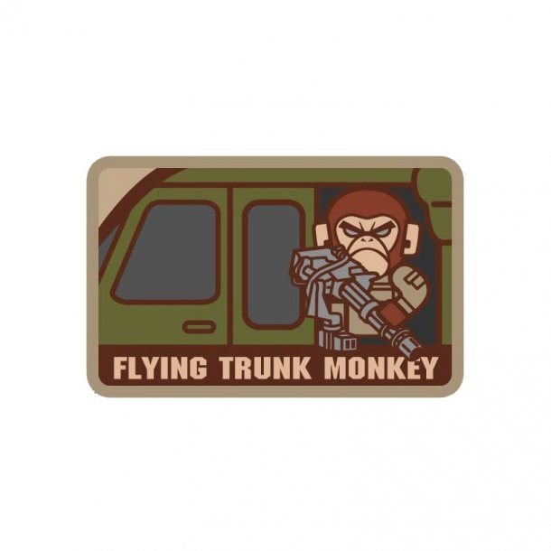 Mil-Spec Monkey - Flying Trunk Monkey Patch