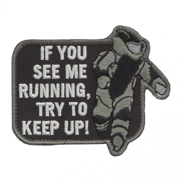 Mil-Spec Monkey - EOD Running Patch