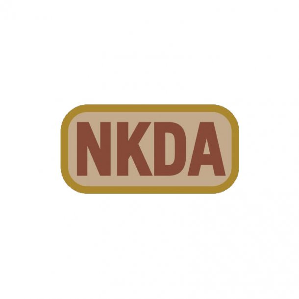 Mil-Spec Monkey - NKDA Medic Patch