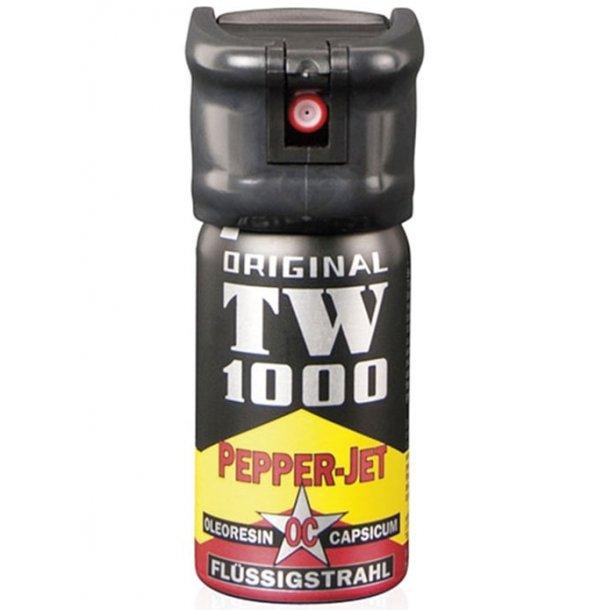 TW1000 - Peberspray Jetstråle (40 ml.)