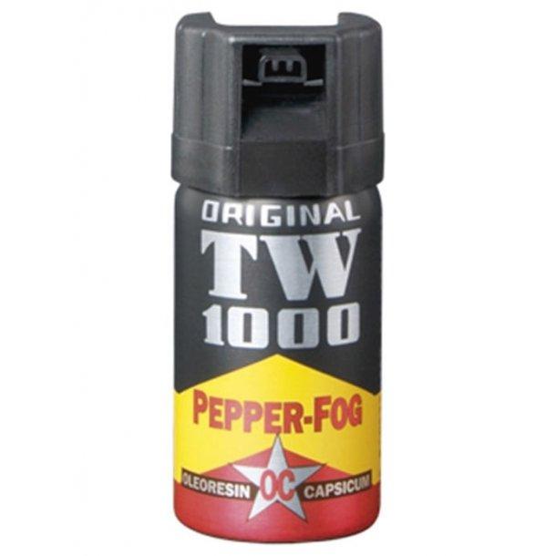 TW1000 - Peberspray Tåge (40 ml.)
