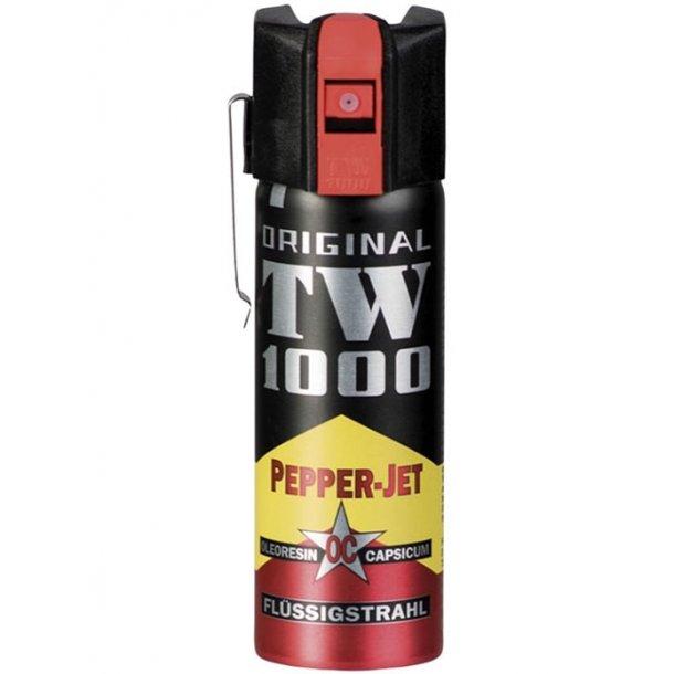 TW1000 - Peberspray Jetstråle (63 ml.)