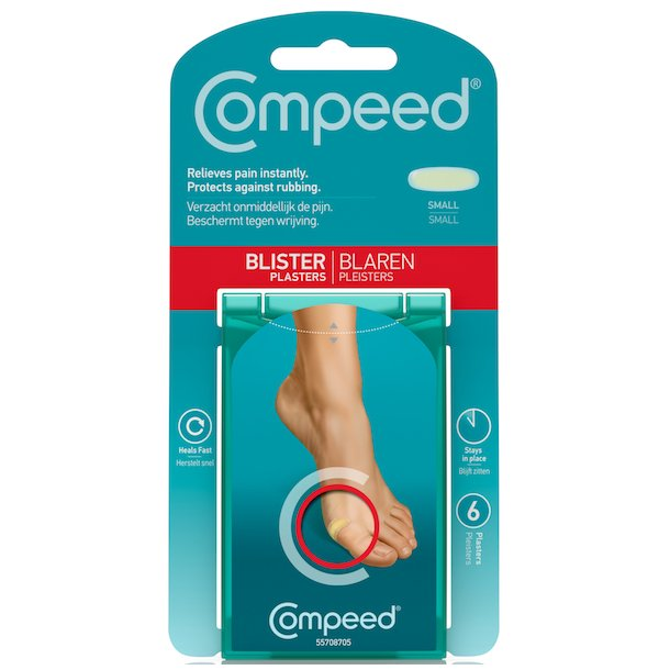 Compeed - Small Vabelplaster