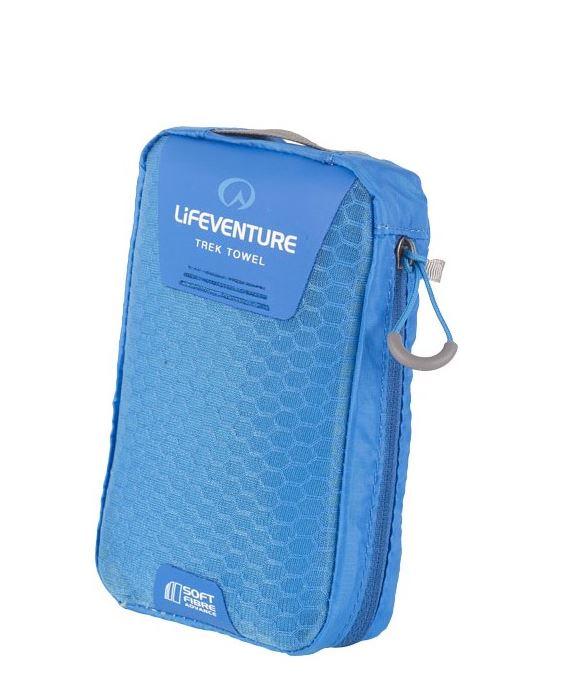 Billede af Lifeventure - Soft Fibre Trek Håndklæder XL Blå