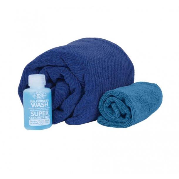 Sea to Summit - Tek Towel Vaskesæt