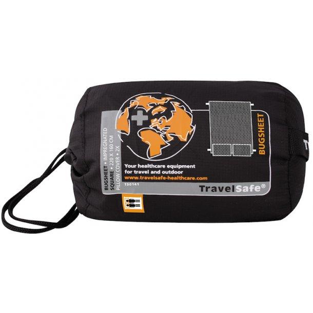 TravelSafe - Imprægneret Bed Bug Lagn